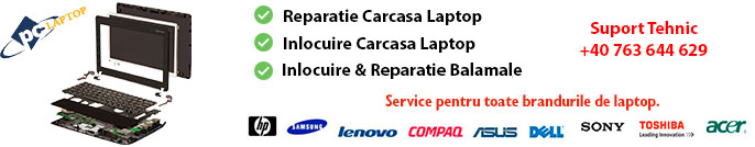 reparatie carcasa laptop si inlocuire carcasa laptop