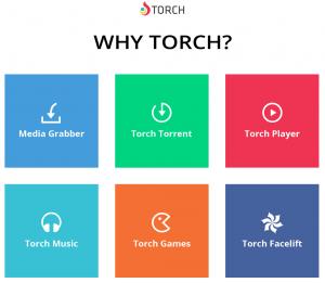 Alte browsere necunoscute si remarcabile - TORCH