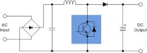 Alte consideratii despre alegerea sursei - Circuit simplu PFC