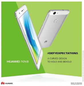 Alte noutati asteptate la IFA 2016 - Huawei NOVA