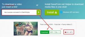 Alte posibilitati de utilizare YouTube - Descarcare clipuri fara aplicatii suplimentare