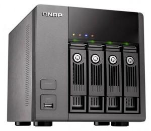 Alte solutii de stocare a datelor - NAS QNAP