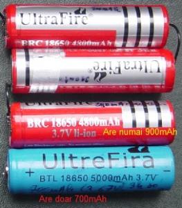 Baterii pentru laptop contrafacute