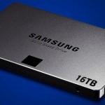 Cel mai mare SSD de la Samsung