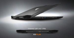 Cel mai puternic laptop din lume pentru gaming - X3 Plus v5