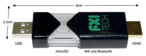 Computer-stick USB