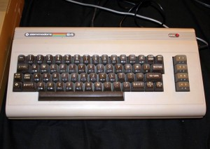 Computere cu aspect bizar - Commodore 64