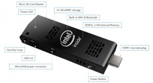 Computerul de maine - Intel Compute Stick