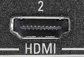 Conectarea laptopului la TV - port HDMI