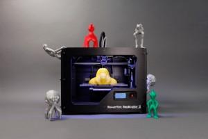 Contributia Samsung la imbunatatirea vietii - Imprimanta MakerBot