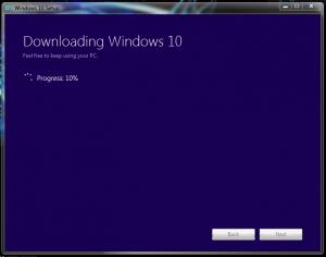 Crearea unui suport fizic pentru instalarea Win10 cu Windows Media Creation Tool
