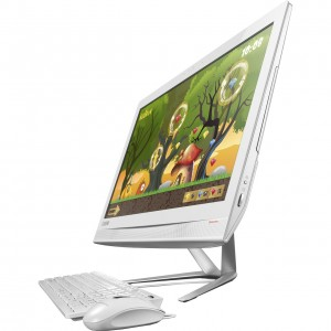 Cum aleg un computer compact - Lenovo IdeaCentre All-in-One 300