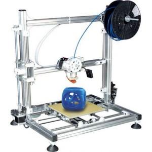 Cum se realizeaza imprimarea 3D - Imprimanta 3D Velleman