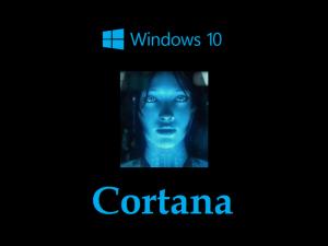 Despre sistemul de operare Windows 10 - Cortana