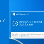 Despre update-ul la Windows 10