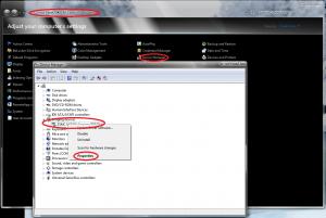 Instalarea manuala a driverelor - Verificarea instalarii driverului