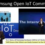 IoT si Samsung