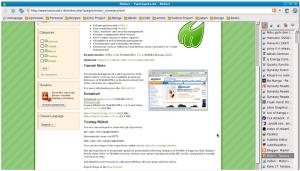 Iute si necunoscut - browserul Midori