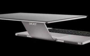Laptop cu forma ciudata - Acer