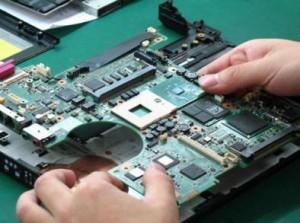 Reparatie placa de baza