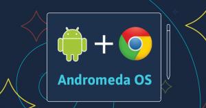 Noutati din domeniul laptopurilor - Noul sistem de operare al Google - Andromeda