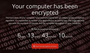 Noutati din lumea virusilor - Virusul Petya