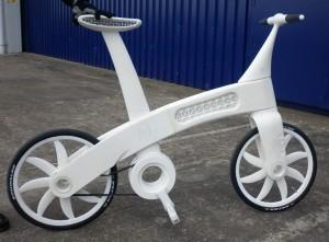 Obiecte care se pot realiza prin imprimare 3D - Bicicleta pentru copii