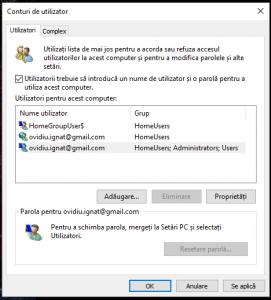 Poate fi Windows 10 mai rapid - Autentificare automata la pornire
