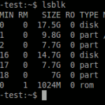 Realizarea practica a unei configuratii RAID in Linux