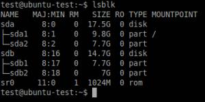 Realizarea practica a unei configuratii RAID in Linux - partitionarea hard disk-urilor
