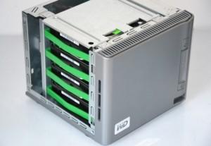 Recuperarea datelor din matrici RAID deteriorate - NAS