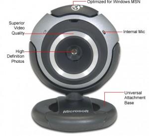 Remedierea problemelor camerei web - LifeCam VX-3000