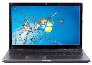 Reparatie ecran laptop