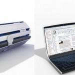 Rolltop – laptopul viitorului?