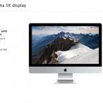Sisteme AiO de 27 inchi de la Apple