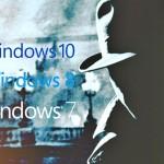 Spionaj la pachet cu Windows 7 si Windows 8