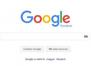 Stii cum sa cauti cu Google