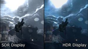 Tehnologia HDR utilizata la televizoarele LG OLED