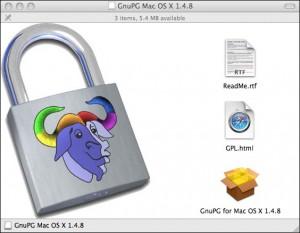 Un program deosebit de criptare - GNU Privacy Guard pentru OS X