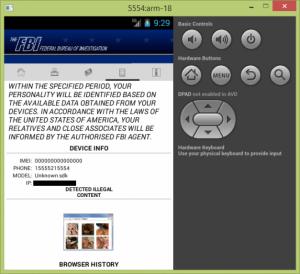 Un virus contra cost – Ransomware - Mesajul FBI