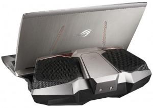 Cel mai scump laptop comercializat in Romania - ASUS ROG GX700VO