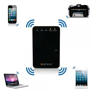 configurare router wireless