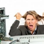 Cele mai des intalnite probleme hardware la un laptop