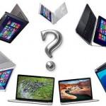 Cum aleg laptopul potrivit