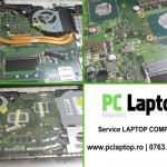 Curatare laptop Asus F550V