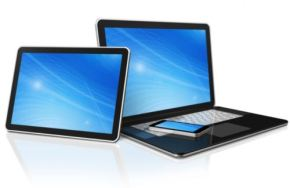 tableta sau laptop