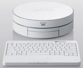 Computere cu aspect bizar - Sony Vaio TP1