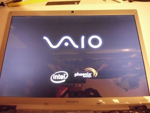reball video sony vaio