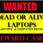 Vanatoarea de laptopuri